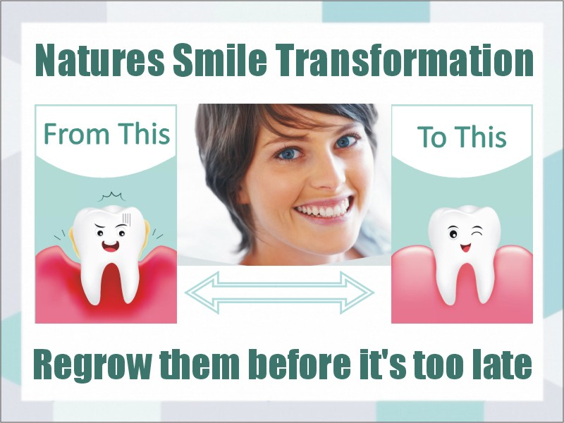Reverse Receding Gums Naturally At Home